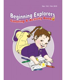Beginning Explorers Coloring and Activity Book - Fall