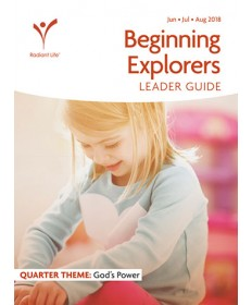 Beginning Explorer Teacher Guide - Summer