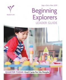 Beginning Explorer Teacher Guide - Fall