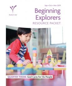 Beginning Explorer Resource Packet - Fall