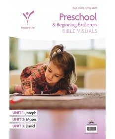 Preschool / Beginning Explorers Bible Visuals Winter