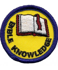 Bible Knowledge Merit/Blue