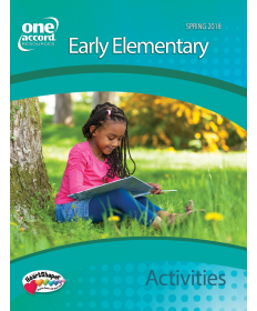 Early Elementary Activities / Spring