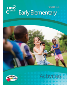 Early Elementary Activities / Summer
