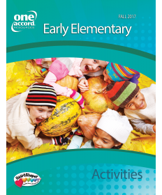 Early Elementry Activities / Fall
