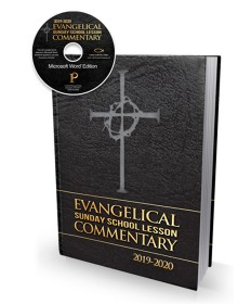 Evangelical Sunday School Commentary Combo 1: Microsoft Word CD 2019 - 2020