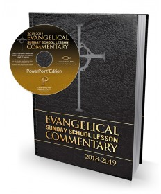 Evangelical Sunday School Commentary Combo 2: PowerPoint CD 2018 - 2019