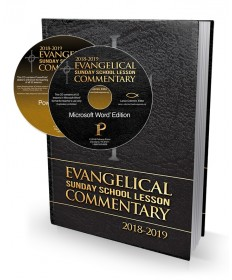 Evangelical Sunday School Commentary Combo 3: Microsoft Word & PowerPoint 2018 - 2019