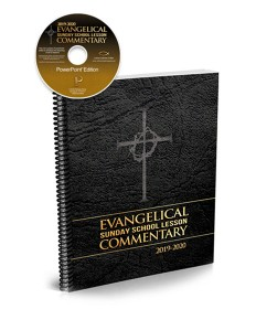 Evangelical Commentary LP Combo 2: Power Point CD 2019-2020
