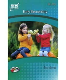 Early Elementary Student / Fall