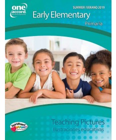 Early Elementary Teaching Pictures /Summer