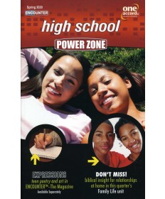 High School Power Zone / Spring