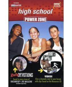 High School Power Zone / Fall