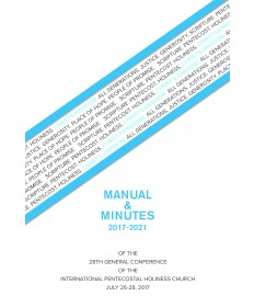 IPHC Minutes and Manual 2017-2021