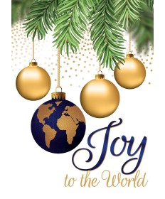 Joy to the World Boxed Christmas Cards