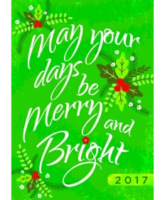 Merry and Bright Boxed Christmas Cards