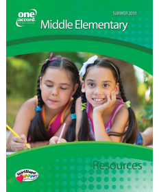 Middle Elementary Resources / Summer