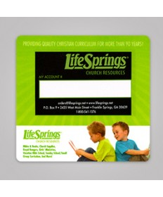 LifeSprings Resources Mouse Pad