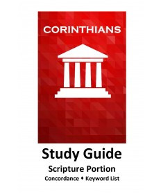 Bible Quiz Study Guide: Corinthians 2018-2019