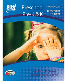 Preschool / Pre-K & K Teaching Pictures