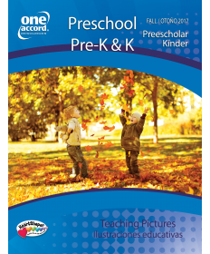 Preschool - Pre-K & K Teaching Pictures / Fall