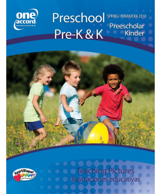 Preschool / Pre-K & K Teaching Pictures Spring