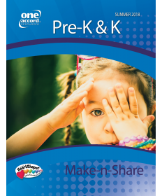 Pre-K & K Make-N-Share  / Summer