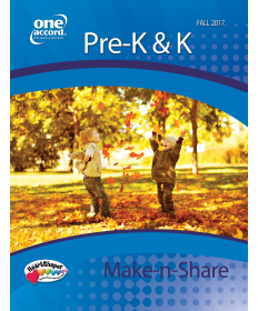 Pre-K & K Make-N-Share / Fall