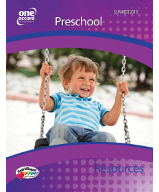 Preschool Teaching Resources Packet / Summer