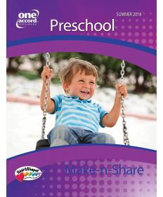 Preschool Make-n-Share / Summer