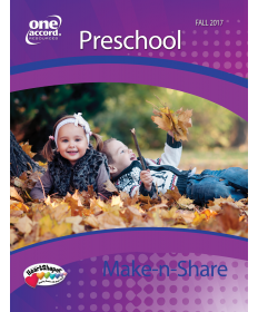 Preschool Make-n-Share / Fall