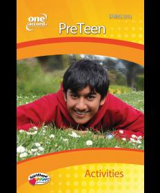 PreTeen Activities / Spring