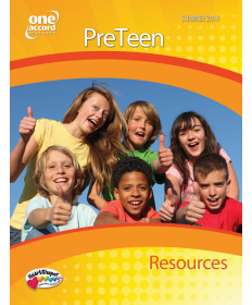 PreTeen Resources / Summer