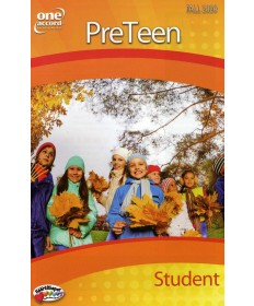 PreTeen Student / Fall