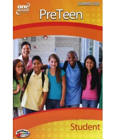 PreTeen Student / Summer