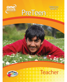 PreTeen Teacher/ Spring
