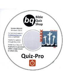 Quiz Pro: Mark 2017-2018