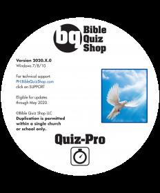 Quiz Pro: John 2019-2020