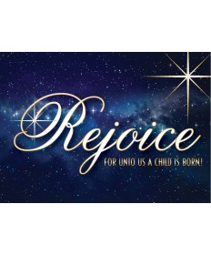 Rejoice Boxed Christmas Cards