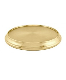 Brasstone Aluminum Communion Tray Base