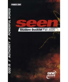 Power Zone Student Booklet / Fall