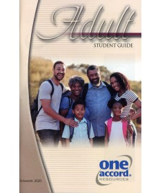 Adult Student Guide / Summer