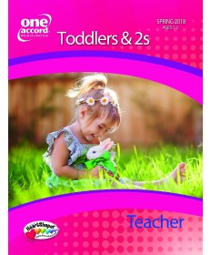 Toddler & 2's Teacher / Spring