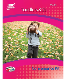 Toddler's & 2s Teacher's Convenience Kit / Fall