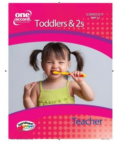 Toddler's & 2s Teacher's Convenience Kit / Summer